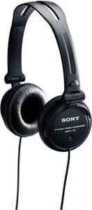 Sony slušalice MDRV150 crne