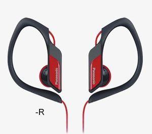 Panasonic RP-HS34E-R, crvene, sportske, vodootporne, slušalice