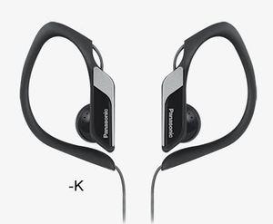 Panasonic RP-HS34E-K, crne, slušalice