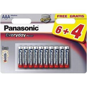 PANASONIC baterije LR03EPS/10BW 6+4F