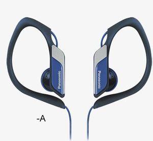 Panasonic RP-HS34E-A, plave, sportske, vodootporne, slušalice