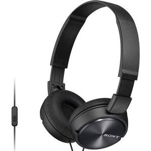 Sony slusalice MDR-ZX310 crne