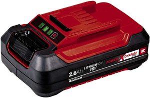 Einhell Power X-Change Plus 18V 2.6 Ah baterija