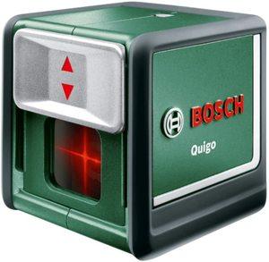 BOSCH laserski križni nivelir Quigo III