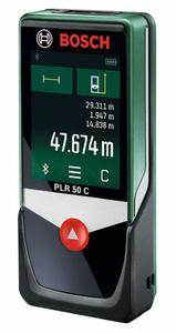 BOSCH laserski daljinomjer PLR50 C