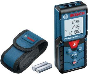 BOSCH Professional laserski daljinomjer GLM 40 P