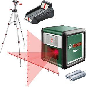 BOSCH laserski križni nivelir Quigo Plus