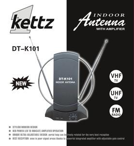 Kettz DT-K101, sobna TV/FM antena