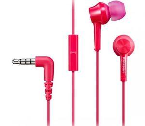Panasonic RP-TCM115E-P, pink, slušalice