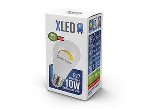 LED Sijalica/ E27/ 10W / DIMABILNA / 220V/ Toplo bela / 3000K/ 810 Lm/ZA PREKIDACE SA POTENCIOMETROM