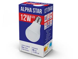 LED Sijalica/ E27/ 12W / 220V/ Bela / 4000K/ 1050 Lm