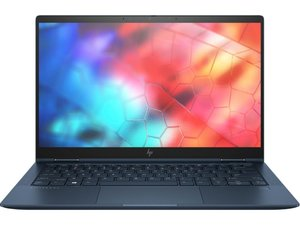 HP Elite Dragonfly Blue 10U22EA  13.3 FHD IPS Touch  Intel Core i7-8565U 1.8GHz,16GB RAM,2TB SDD,Intel UHD 620 Graphics ,Windows 10 Pro,laptop