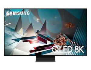 Samsung QLED TV QE65Q800T, 8K, Smart