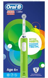 Oral-B Junior Green električna četkica za zube