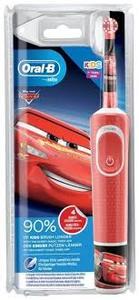 Oral-B D100 Vitality Cars električna četkica za zube