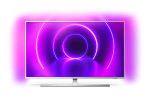 PHILIPS LED televizor 65PUS8545/12, 4K Ultra HD, Android, Smart, Ambilight, Srebrni