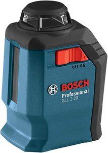 Bosch Professional GLL 2-20 samonivelišući linijski laser