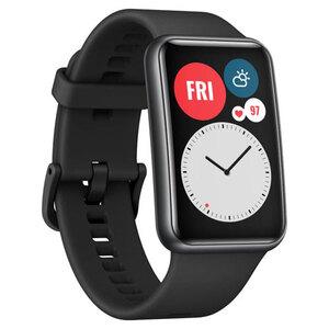 Huawei Watch fit sportski GPS sat STIA09, Black