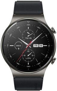 Huawei Smart Watch GT2 PRO, Vidar-B19S, Black