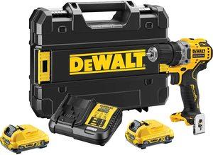 DeWalt DCD701D2 akumulatorska bušilica-odvijač