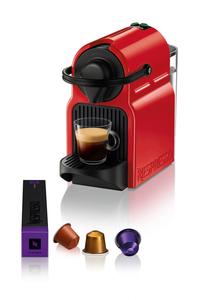 Nespresso aparat za kafu Inissia-Crveni