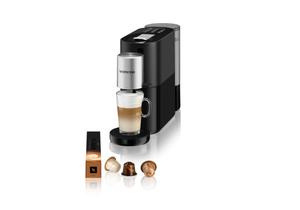 Nespresso aparat za kafu Atelier - Crni