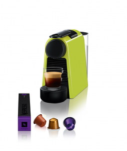 Nespresso aparat za kafu Essenza Mini-Zeleni
