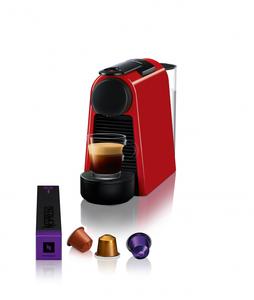 Nespresso aparat za kafu Essenza Mini-Crveni