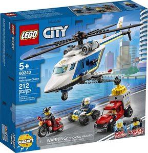 LEGO City 60243 policijska potera u helikopteru