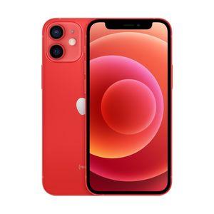 Apple iPhone 12 mini 64GB Product Red, MGE03SE/A, mobilni telefon