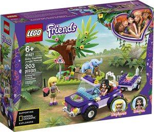 LEGO Friends 41421 spasavanje slončeta u džungli