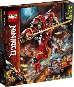 LEGO Ninjago 71720 vatreni kameni robot