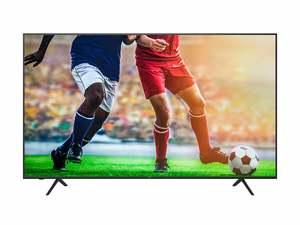 Hisense LED TV 58A7100F, Ultra HD, Smart