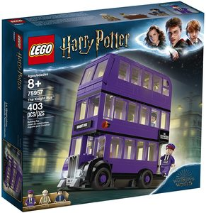 LEGO Harry Potter 75957 purpurni autobus