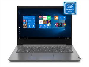 Lenovo V14-IGL 82C2001GYA 14 FHD,Intel Celeron N4020 1.1GHz,4GB RAM,256 GB PCIe NVMe SSD,Intel UHD Graphics,FreeDOS, laptop