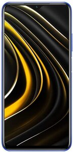 Xiaomi Poco M3 4/128GB Cool Blue, mobilni telefon