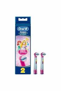 OralB Princess nastavak za električni četkicu za decu