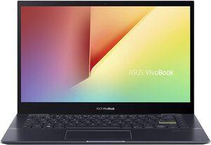 Asus VivoBook Flip 14  TM420IA-EC058T 14 FHD IPS Touch AMD Ryzen 5 4500U 2.3GHz,8GB RAMA,512 GB SSD,AMD Radeon Graphics,Windows 10 Home,laptop