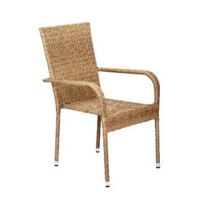 Bay stolica od ratana - braon