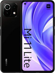 Xiaomi Mi 11 Lite 6/128GB Boba Black, mobilni telefon