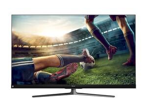 Hisense LED TV 55U8QF, Ultra HD, Smart