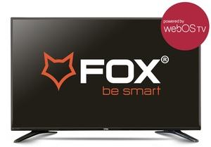 Fox LED TV 50WOS600A, Ultra HD, WebOS 5.0 Smart