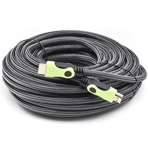 Velteh HDMI kabl 25m pleteni V1.4