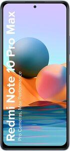 Xiaomi Redmi Note 10 Pro 6/128 Glacier Blue, mobilni telefon