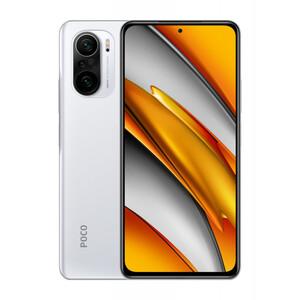 Xiaomi POCO F3 8/256GB Artic White, mobilni telefon