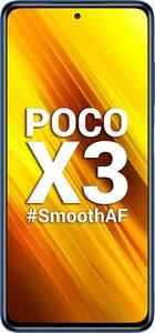 Xiaomi POCO X3 NFC 6/64GB Cobalt Blue, mobilni telefon