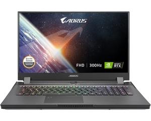 GIGABYTE AORUS 17G KD NOT18083 17.3 FHD IPS 300Hz Octa Core Intel Core i7-11800H 2.3GHz,16GB RAM,512 GB SSD,nVidia GeForce RTX 3060P Max Q Design,Windows 10 Home,laptop