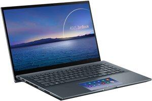 ASUS ZenBook Pro 15 UX535LI-WB711R 15.6 FHD IPS Touch 100%sRGB Intel Core i7-10870H  2.2GHz,16GB RAM,512 GB SSD,nVidia GeForce GTX 1650Ti,Windows 10 Pro,laptop