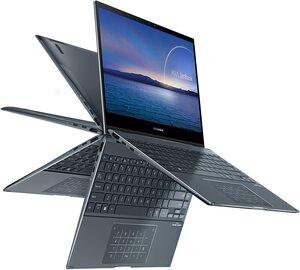 Asus ZenBook Flip 13 UX 363JA-WB502T  2u1  13.3 FHD IPS Touch 300nits 100%sRGB Intel Core i5-1035G4 1.1GHz,8GB RAM,512 GB SDD PCIe NVMe,Intel Irish Plus Graphics,Windows 10 Home,laptop