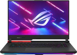 ASUS ROG Strix SCAR 15 G533QS-HF007 15.6 FHD 300Hz IPS 100%sRGB AMD Ryzen 7 5800H 3.2GHz,16GB RAM,1 TB SSD,nVidia GeForce RTX 3080,FreeDOS,laptop